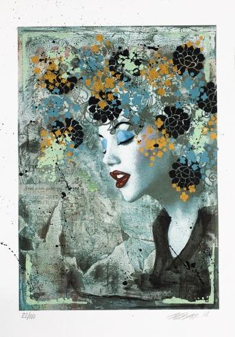 Gwen (Mint Blue)
