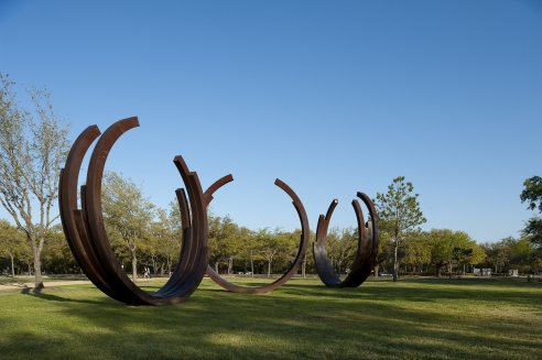 THE MONUMENTAL SCULPTURE OF BERNAR VENET