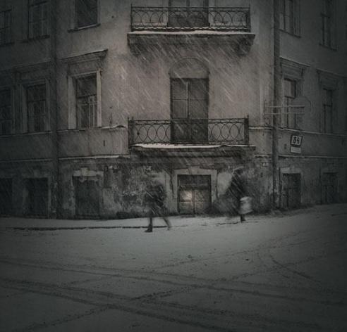 Black and White Magic of St. Petersburg (1995 - 1997)