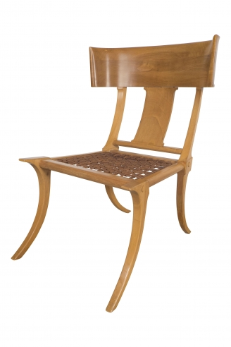 Klismos Saridis Chair by T.H. Robsjohn-Gibbings