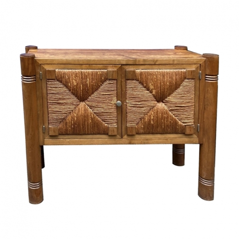 Charles Dudouyt low cabinet