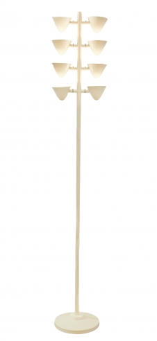 Tall Floor Lamp by Pietro Chiesa for Domus no. 1098