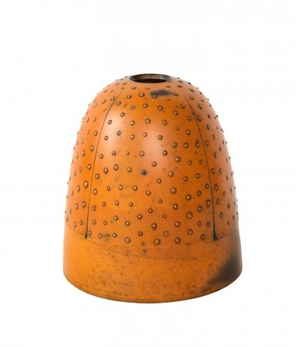 Smoke fired ceramic by Pierre Bayle