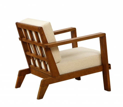 Lounge chair by René Gabriel