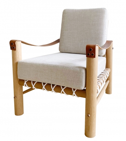 APPEL MODERN AFRICAN INSPIRED CHAIR