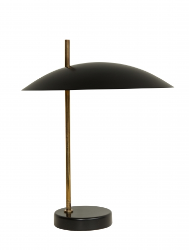 Metal Lamp by Pierre Diderot
