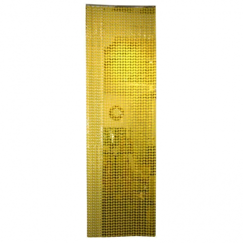 Yellow Curtain by Paco Rabanne