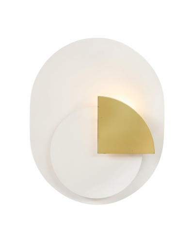 Sconce by Pia Guidetti Crippa for Lumi