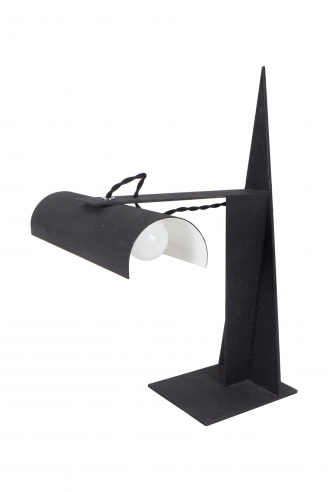 Aleksandr Rodchenko Steel Desk Table Lamp for Arteluce