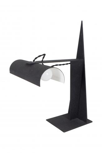 GINO SARFATTI, ALEKSANDR RODCHENKO INSPIRED LAMP