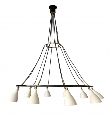 Stilnovo Mult-light Chandelier