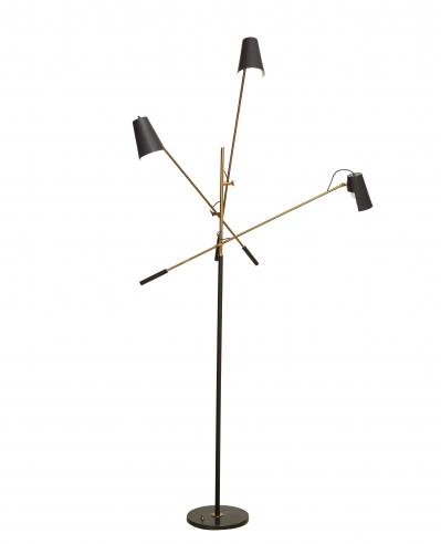 STILNOVO 3-ARM FLOOR LAMP