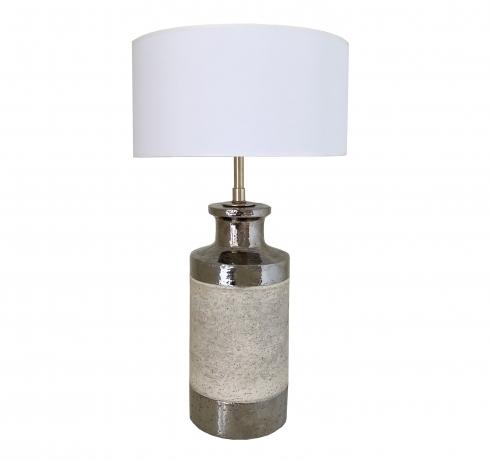 BITOSSI FOR RAYMOR STONEWARE CERAMIC LAMP