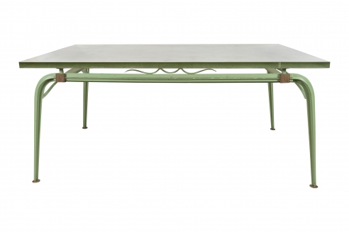 Dining table by Andre Domin and Marcel Geneviere for Maison Dominique