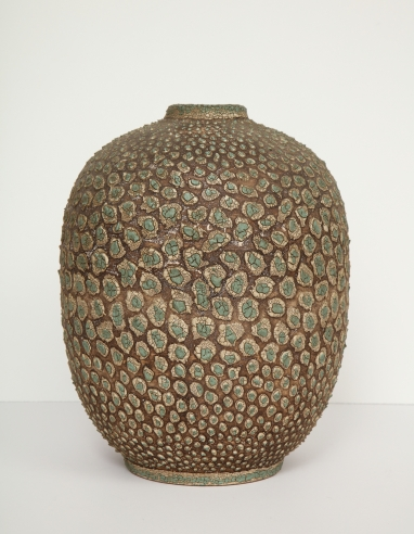 Large Textured Vessel