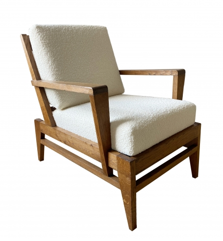 RENÉ GABRIEL LOUNGE CHAIR
