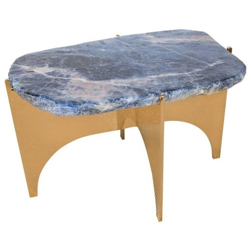 Sodalite Gemstone Top Table