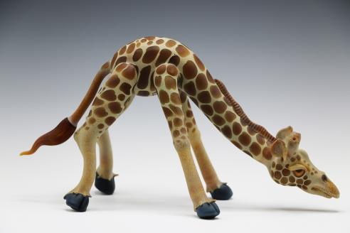 Giraffe (Drinking)