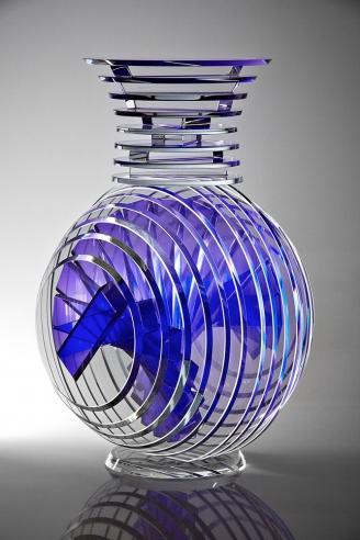Vertical Vase