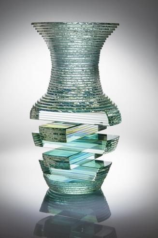 Solid Vase Form #61