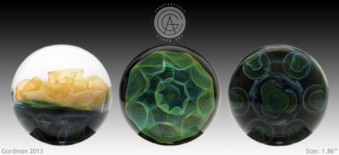 Fumed Wavelength Marble