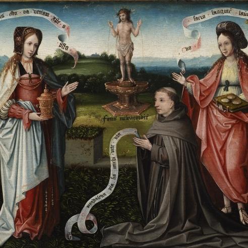 Netherlandish School (probably Brussels), circa 1515-20