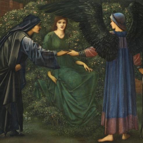 Sir Edward Coley Burne-Jones, Bt, ARA, RWS