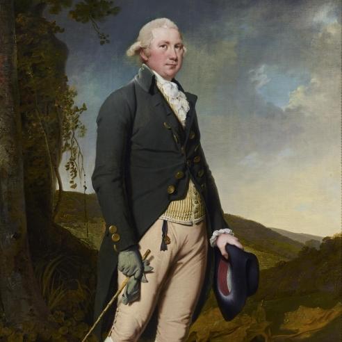 Joseph Wright of Derby, A.R.A