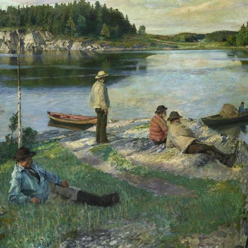 Hjalmar Eilif Emanuel Peterssen