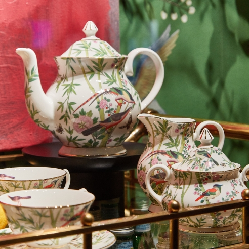 Longleat Tea Set