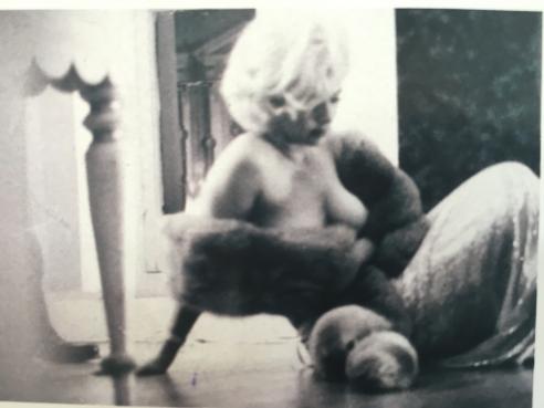 Marilyn on the Floor