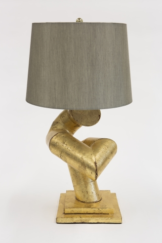 Serpentine Lamp