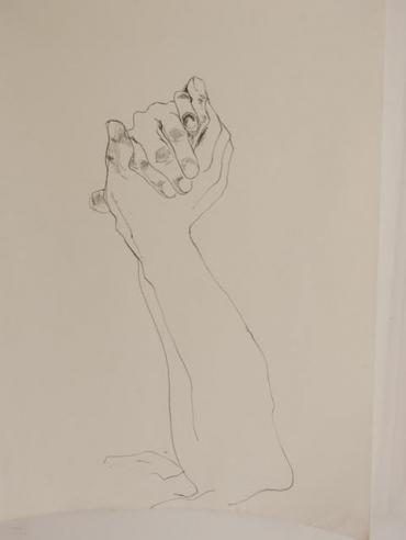 Daat / Knowledge Original Sketch