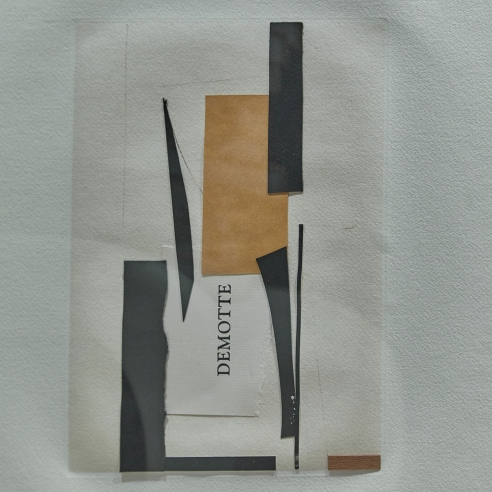 'Untitled' (Demotte), 1980