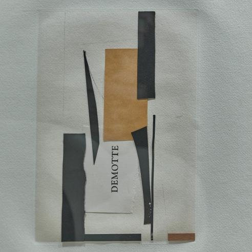 'Untitled' (Demotte), 1980