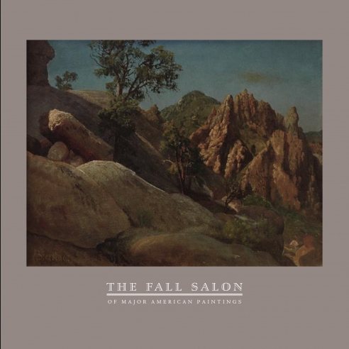 The Fall Salon of Major American Paintings