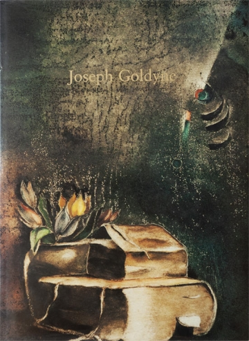 JOSEPH GOLDYNE: The Pull of the Eye, The Play of the Hand cover