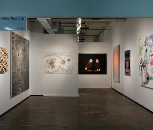 CWFA at the Dallas Art Fair