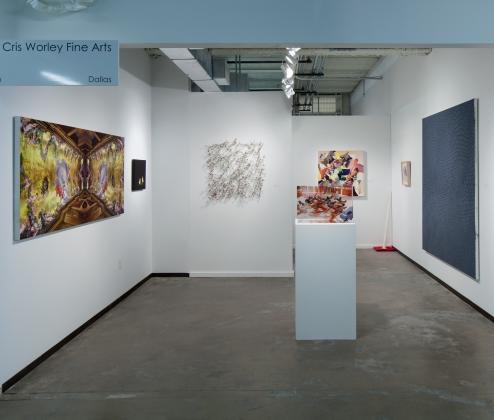 CWFA at the Dallas Art Fair