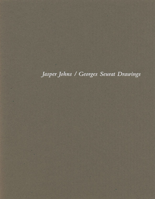 Jasper Johns /  Georges Seurat