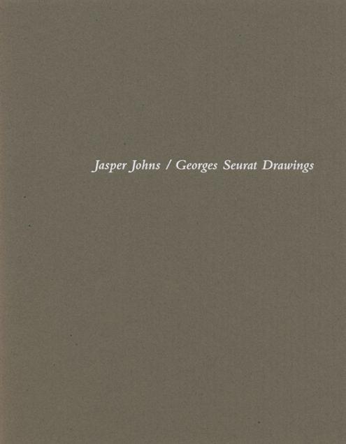 Jasper Johns /  Georges Seurat