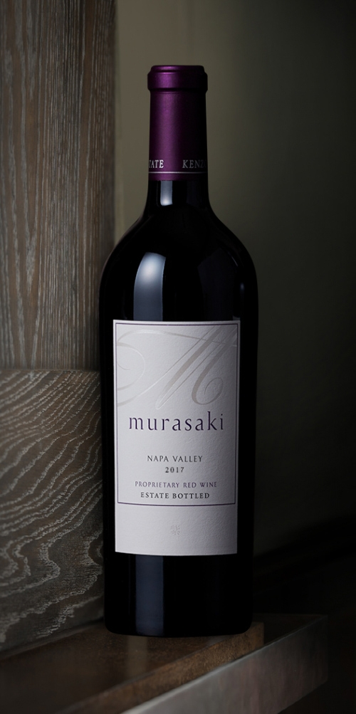 murasaki proprietary red blend Napa Valley