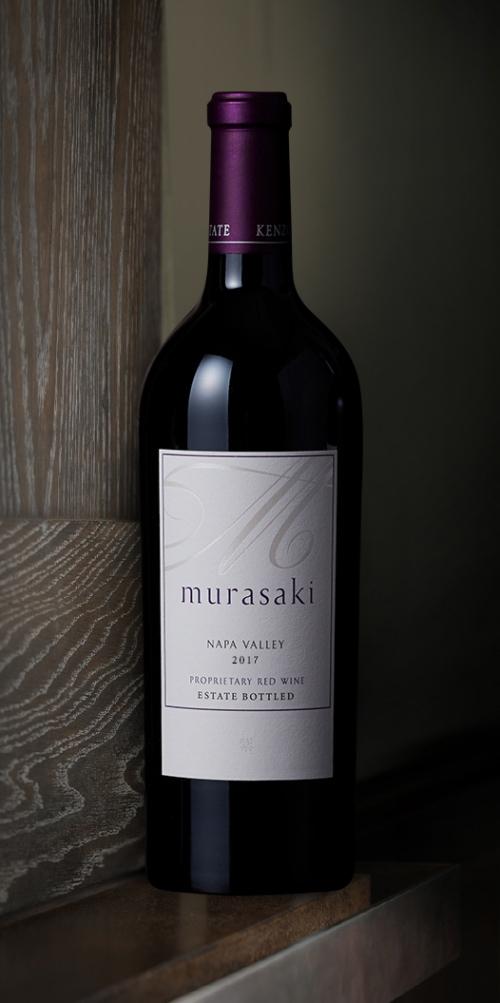 murasaki proprietary red blend Napa Valley