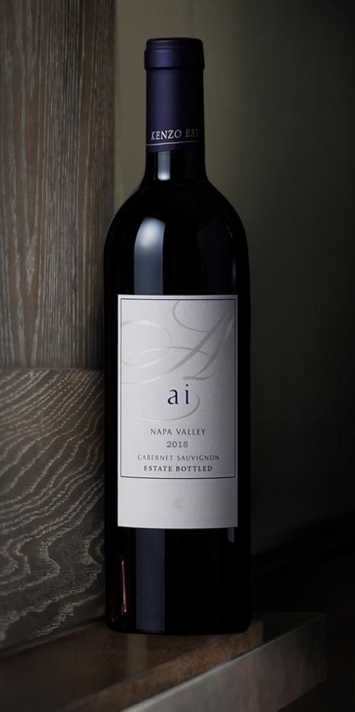 Kenzo Estate ai Cabernet Sauvignon 750ml Bottle red wine