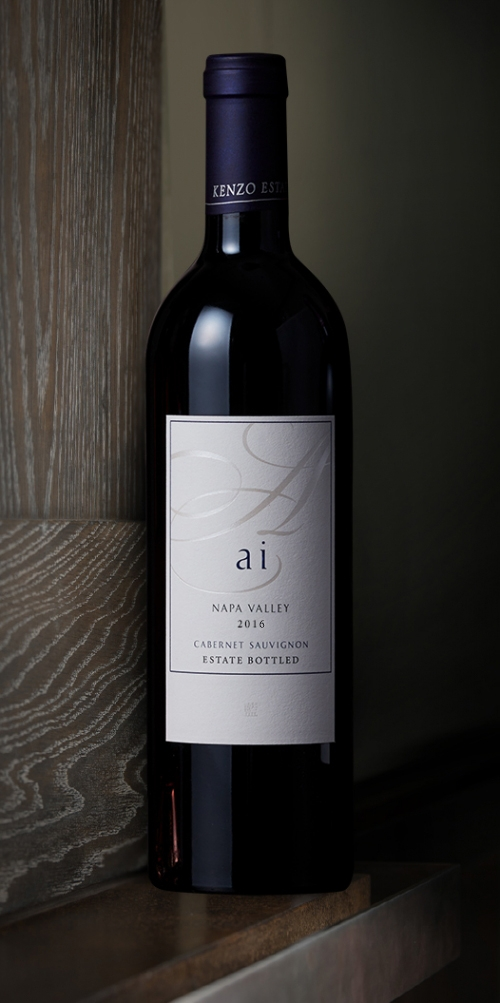 Kenzo Estate ai Cabernet Sauvignon 750ml Bottle white label
