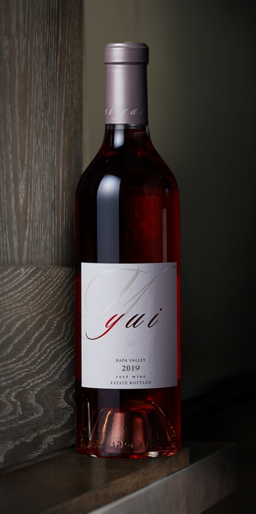 yui rosé wine Napa Valley dry Heidi Barrett winemaker