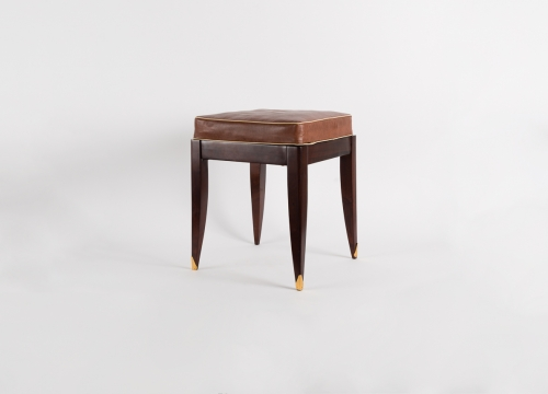 Adjustable Square Piano Stool