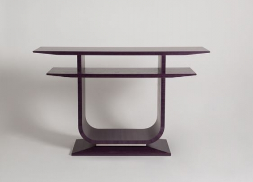 Zelouf and bell console