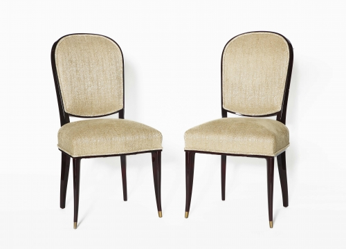 Leleu Dining Chairs