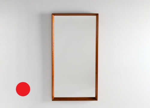 Danish mid century mirror